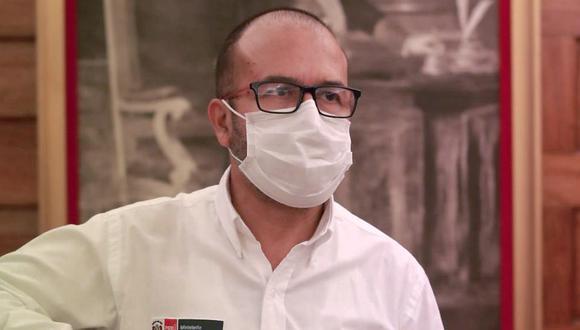 """""""No creo que haya un interés de boicotear, yo creo que los reclamos de los médicos son justos"""", señaló el ministro de Salud. (Foto: Lino Chipana / GEC)"""