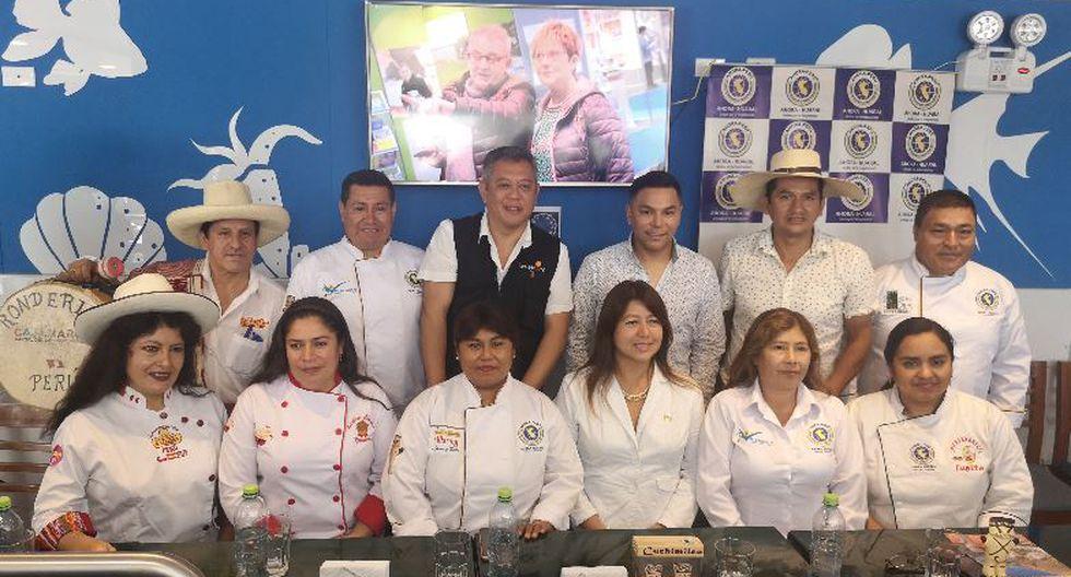 Cheffs peruanos viajan a Bélgica representando a la cocina de nuestro país. (Difusión)