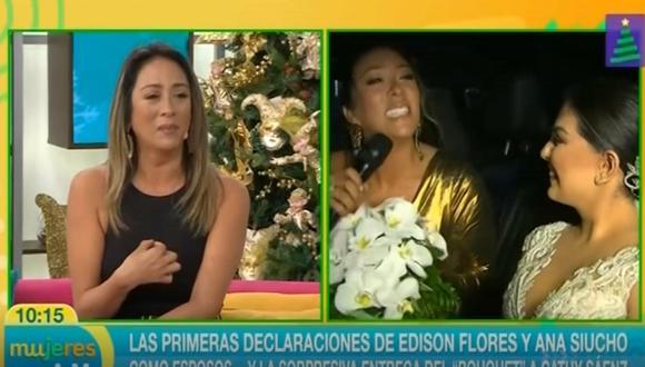 Conductora de 'Mujeres al Mando' culpó a Rodrigo González por incitar el odio entre sus seguidores. (Foto: captura video)