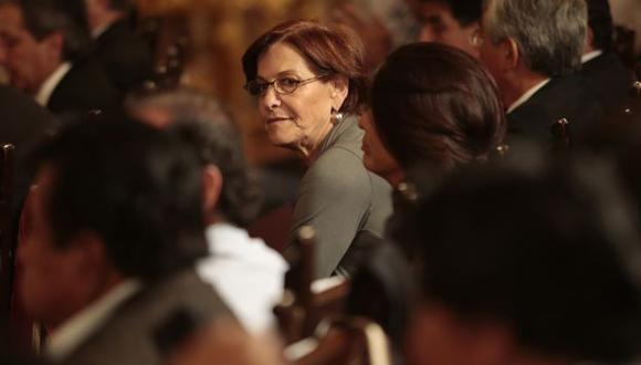 Cuota. Villarán ha dicho al JNE que ha aportado S/.13 mil a la campaña en contra de la revocatoria. (César Fajardo)