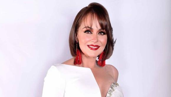 Gaby Spanic derrocha talento en la pista de baile de Dancing with the Stars de Hungría (Foto: Instagram / Gaby Spanic)