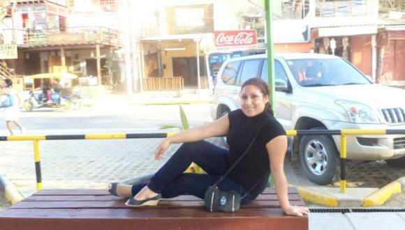 La víctima cursaba el último ciclo de la carrera de Enfermería en la Universidad César Vallejo. Sus familiares exigieron que se capture al asesino y se le aplique la máxima sanción. (Facebook)