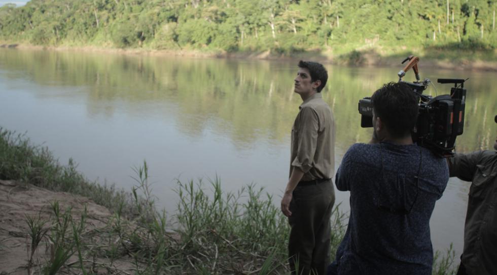 Stefano Tosso será el protagonista de La pasión de Javier, película filmada en Lima, Madre de Dios y París. (Imagia Films)