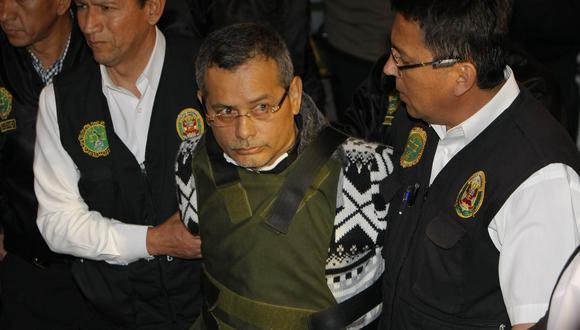 Rodolfo Orellana vuelve a su condición regular ordinaria en la cárcel.