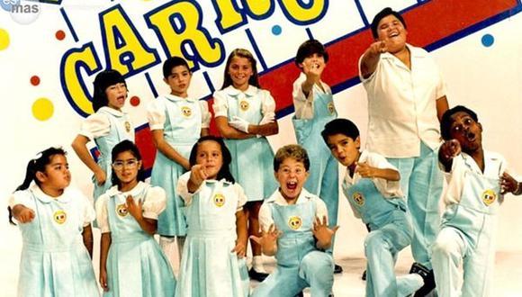 Carrusel abarca la vida cotidiana de un grupo de niños de la Escuela Mundial(Foto: Televisa)