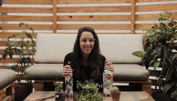 Entrevista con Giuliana Rospigliosi, cofundadora de Ecoladrillos.