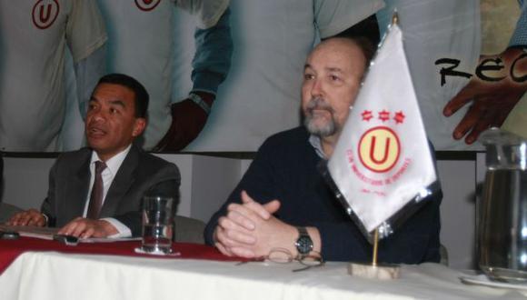 Pacheco y Guinea dejaron atrás sus diferencias. (USI)