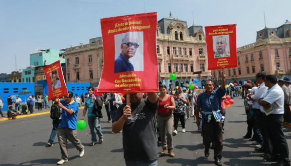 Senderistas ideologizan mediante reuniones virtuales organizadas desde Bolivia. (Foto referencial: Lino Chipana)