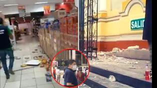 Piura: Sismo de 6.1 genera daños materiales y miedo entre los residentes