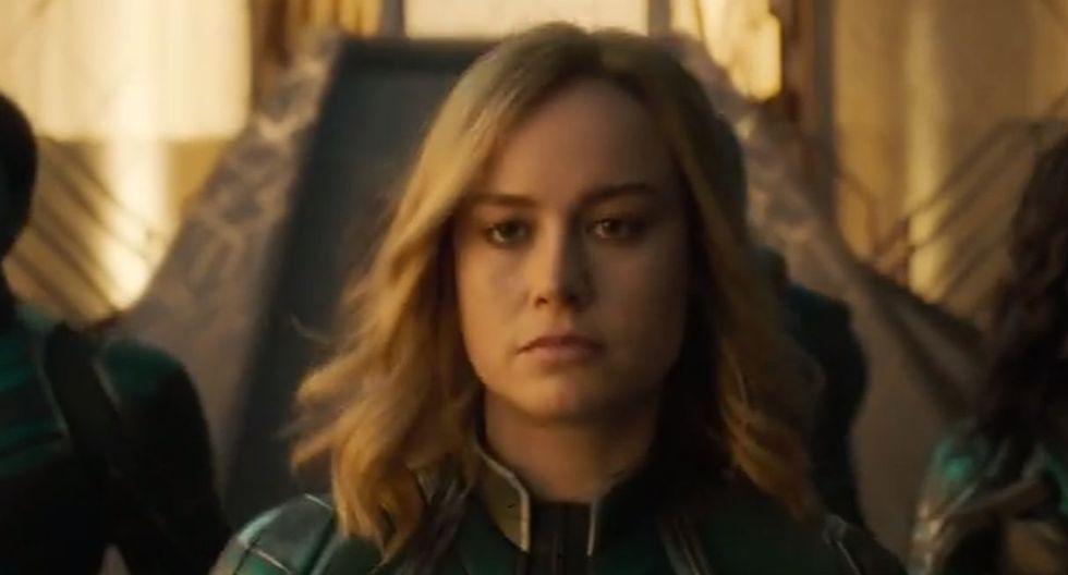 Marvel reveló el primer tráiler oficial de la película que estrenará en 2019. (Foto: Captura de video)
