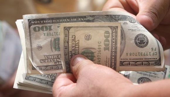 BCR atenúa caída del dólar. (Fidel Carrillo)