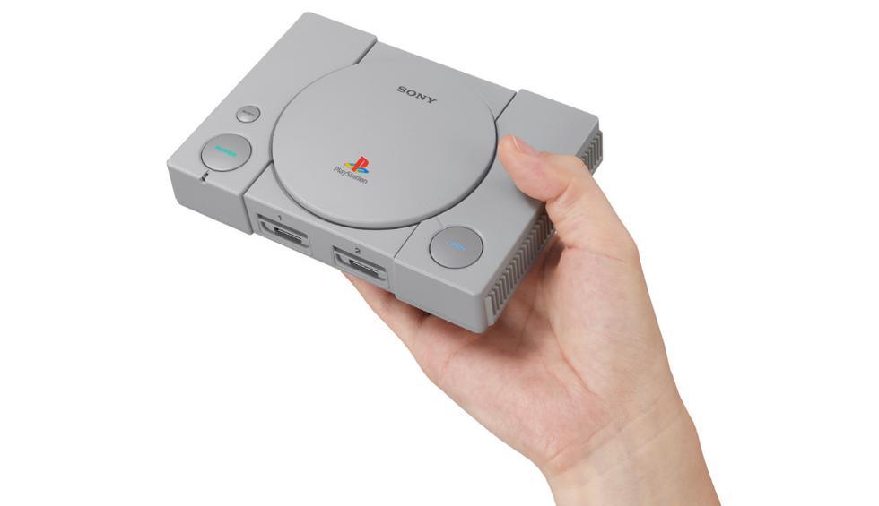 La PlayStation Classic es el homenaje de Sony a su consola que fue un éxito de ventas hace 25 años. (Fotos: PlayStation)