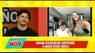 """Mario Hart recibe su cumpleaños sin Korina Rivadeneira y su hija: """"Las extraño"""""""