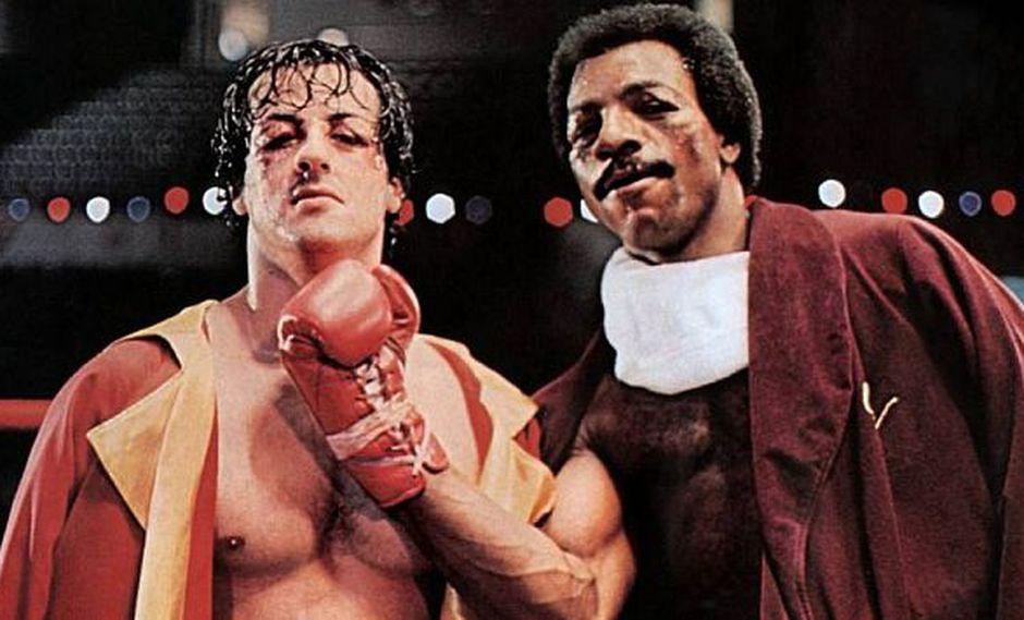 El encuentro entre Rocky Balboa y Apollo Creed integra nuestra lista. (Internet)