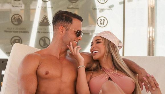 Fabio Agostini se pronuncia tras finalizar su relación con Paula Manzanal. (Foto: @paulamanzz/@fabioagostinifit).