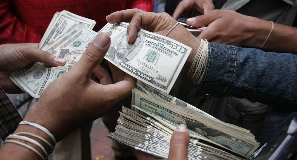 El dólar cerró al alza el jueves. (Foto: GEC)