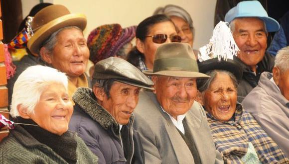 Se recopilaron las historias entre todos los beneficiarios del programa (Andina).