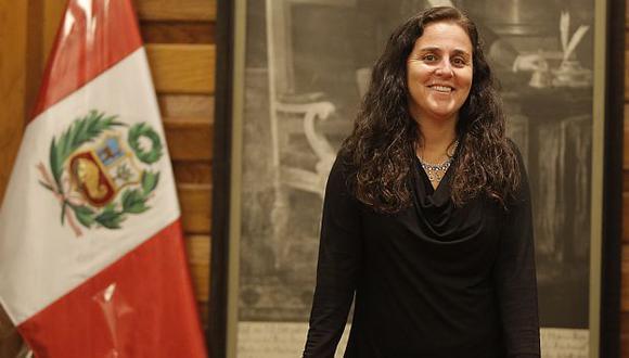 Aseguran que Patricia García trata con guantes de seda a Moreno (Foto: Perú21)