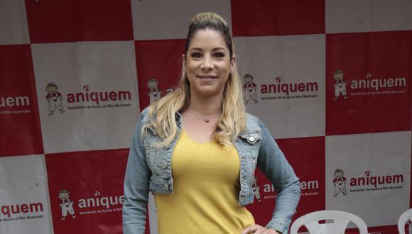 Sofía Franco fue puesta en libertad la mañana de este viernes 26 de marzo. (Foto: GEC/Kelvin GARCÍA)