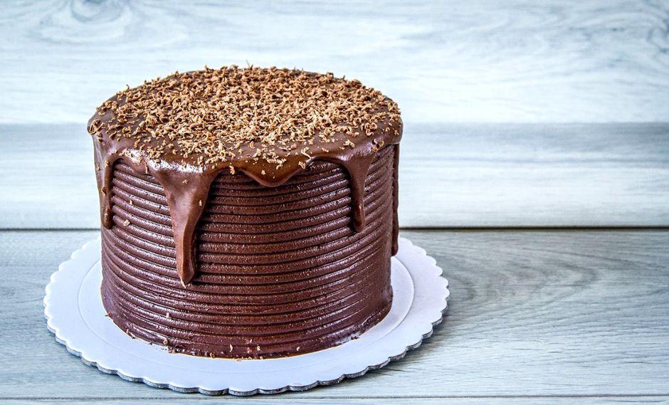 Torta de chocolate con cerveza. (Foto: Sugarlab)