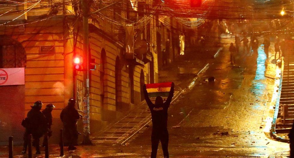 """Morales denuncia un golpe de Estado """"en curso"""". La ola de protestas deja tres muertos y 200 heridos. (Foto: Reuters)"""