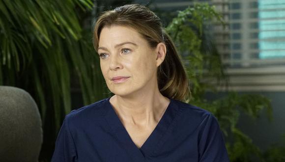 El contrato de Ellen Pompeyo termina con la temporada 17 del drama médico. (Foto: ABC)