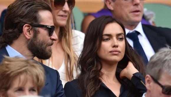 Después de varias semanas de rumores, Bradley Cooper e Irina Shayk decidieron poner fin a su relación de cuatro años. (Foto: AFP)