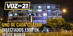 Jorge Quintana: Uno de cada 4 infectados por COVID-19 está en Jesús María