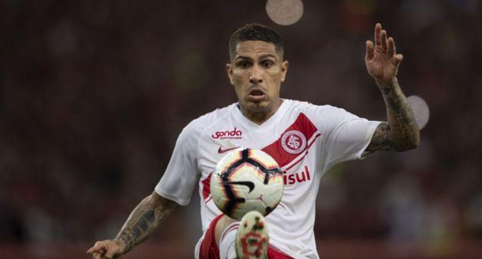 Enzo Francescoli, mánager de River Plate, confirmó hace meses que Paolo Guerrero estuvo en la órbita del club. (Foto: AFP)