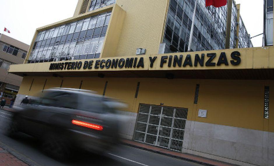 El Ministerio de Economía y Finanzas refrendó el decreto supremo. (Foto: USI)
