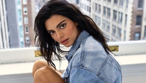 "Kendall Jenner posó para la reciente edición de ""Garage Magazine"". (Foto: @kendalljenner)"
