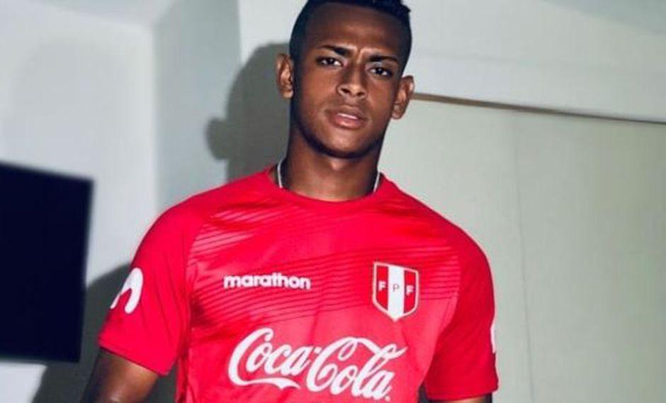 Franco Medina sufrió una lesión en el entrenamiento de este miércoles de la Selección Peruana Sub 23. (Foto: Instagram)