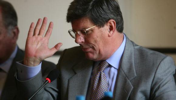 Negó perjuicio al Estado. (Rodrigo Málaga)