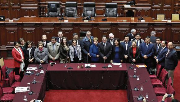 Excongresistas del disuelto Congreso recibieron bonificación especial (Anthony Niño de Guzmán/GEC).