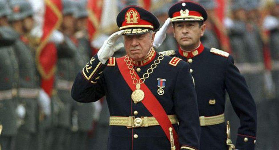 MAQUILLAN LA HISTORIA. Quieren que las nuevas generaciones no vean a Pinochet como un dictador. (Reuters)