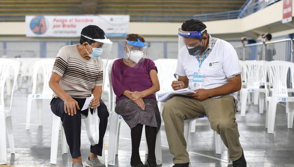 Autorizan afiliar al SIS a todo peruano que no cuente con seguro de salud para ser atendido durante pandemia. (Foto: César Bueno @photo.gec)