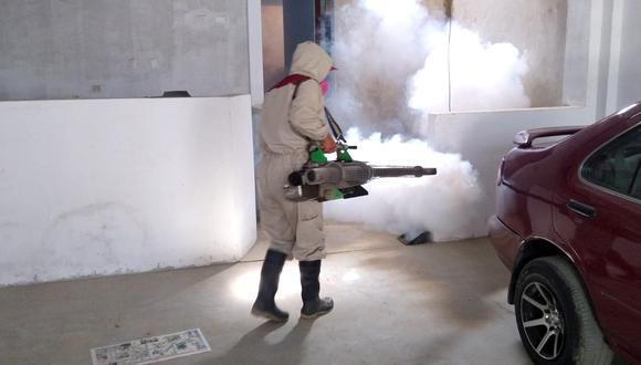 Lambayeque: Geresa informó que se detectó casos de dengue en la ciudad de Ferreñafe (Foto: Geresa Lambayeque)
