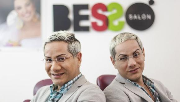 Juan y Miguel Barbarán. (USI)