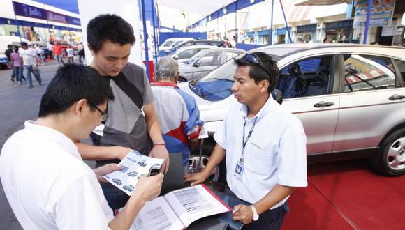 Asbanc: Crédito vehicular en soles crece 30% en enero. (USI)