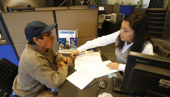 Frepap presenta PL que  propone la libre desafiliación de las AFP. (Foto: GEC)