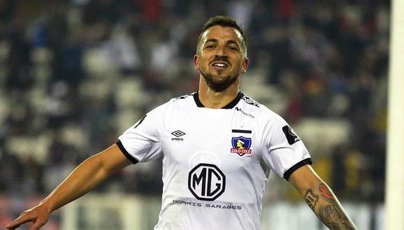 Gabriel Costa es una de las novedades en la lista de la selección peruana. (Foto: Colo Colo)