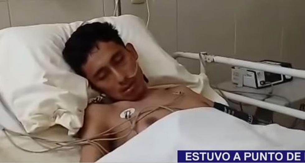 El campeón del mundial de Matemáticas en 2003, Claudio Espinoza, viajó a Brasil para estudiar su maestría, pero se enfermó y contrajo Tuberculosis.