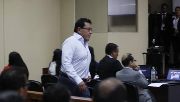 Félix Moreno se encuentra involucrado en el caso Costa Verde del Callao, en el marco de la investigación a Odebrecht. (Foto: GEC)