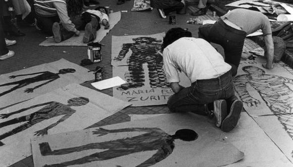 Voz de los 80. Tensiones entre el arte, la política y el activismo. (Difusión)