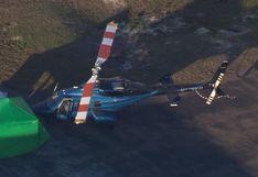 Una persona resultó decapitada por helicóptero en aeropuerto de Florida