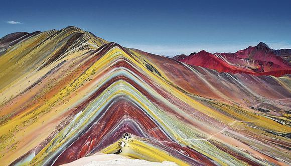 Cusco: Violencia por Montaña de Siete Colores. (USI)