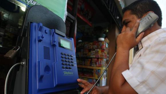 Osiptel busca dinamizar el tráfico de llamadas. (Perú21)