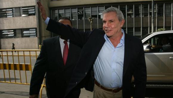 Luis Castañeda: Un 47% de limeños lo volvería a elegir como alcalde. (David Vexelman)
