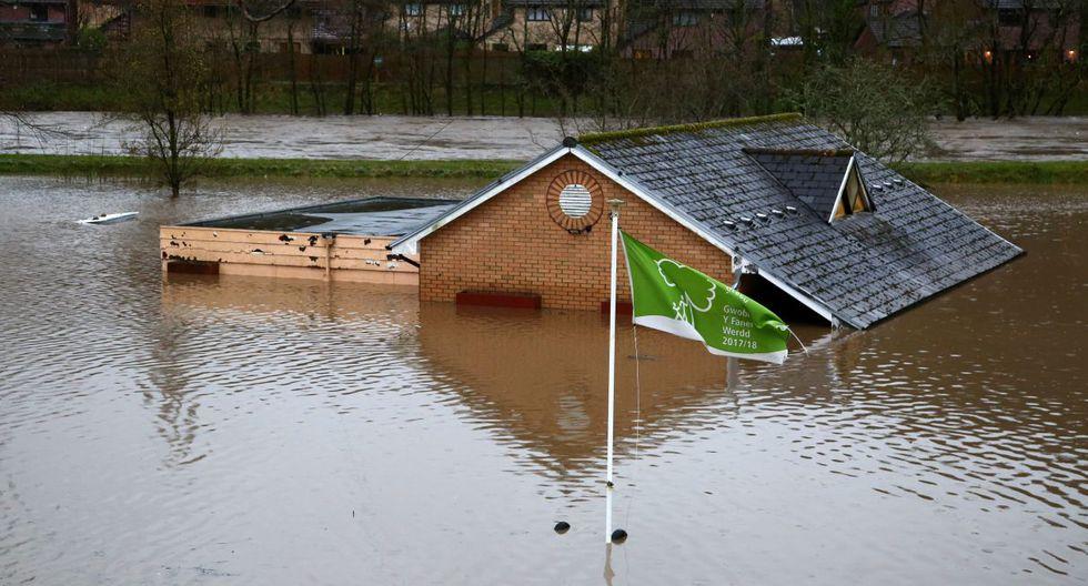 El país se está preparando para una interrupción climática generalizada por segundo fin de semana consecutivo. (AFP).