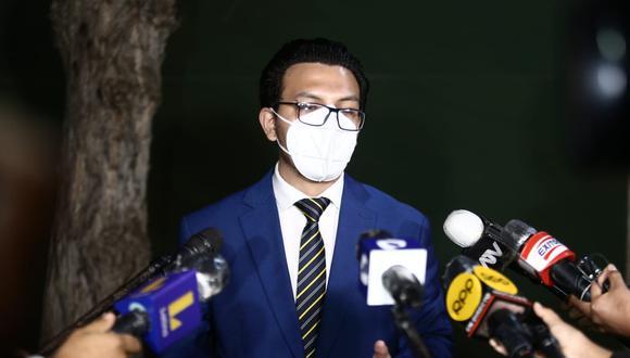Paúl Muñoz, uno de los jóvenes acusados de violación. (Jesús Saucedo/GEC)